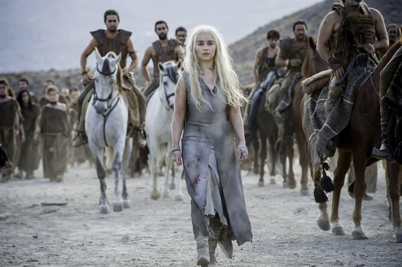 Culture Story: Game of thrones 8 season fun facts Targaryens khaleesi Dragonmother