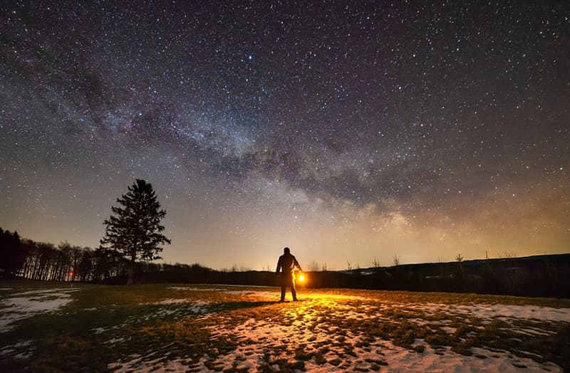 Nature Story: Pictures of night sky taken by professional photographers will take your breath away #10