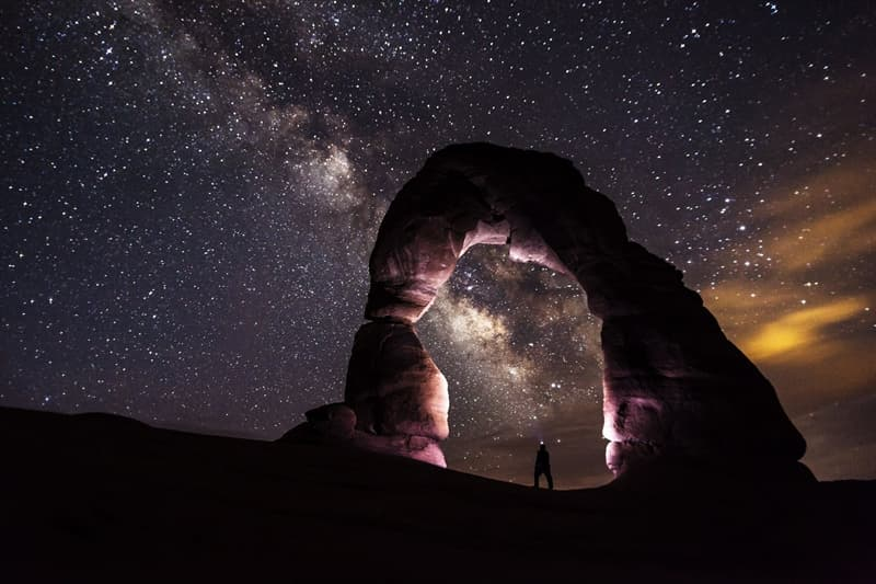 Nature Story: Pictures of night sky taken by professional photographers will take your breath away #8