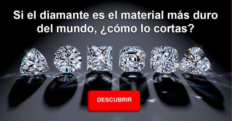 Сiencia Historia: Si el diamante es el material más duro del mundo, ¿cómo lo cortas?