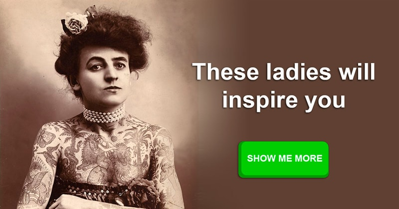 Society Story: These 10 pictures of women who changed history will definitely inspire you