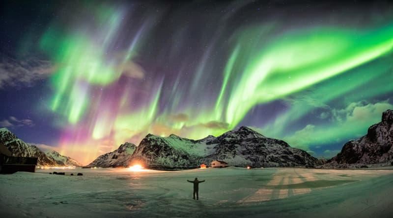 Nature Story: #3 Amazing northern lights