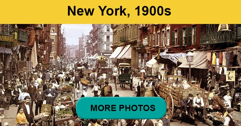 Geography Story: 11 vintage photos and little-known facts about the major cities of the world