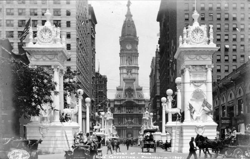 Geography Story: #10 Philadelphia, Pennsylvania, 1907