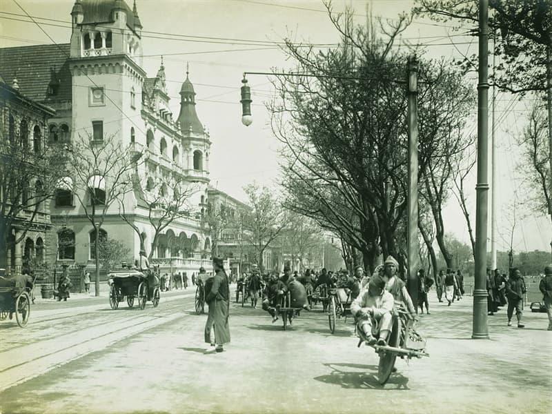 Geography Story: #8 Shanghai, China, 1910