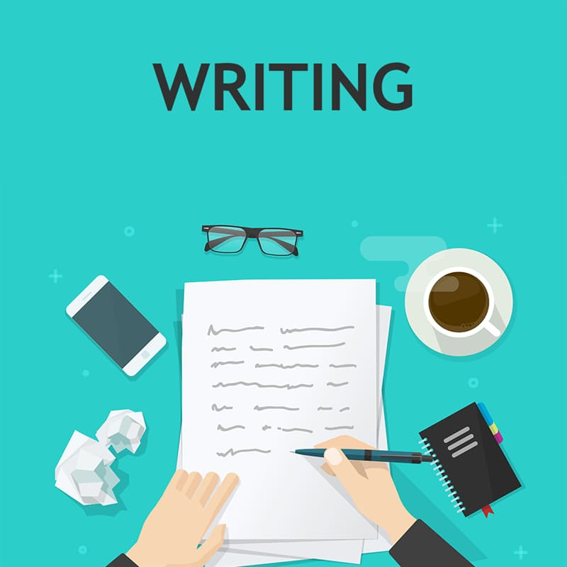 Science Story: Writing
