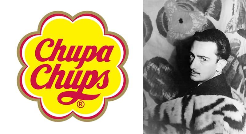 Science Story: #1 Salvador Dali's Chupa-Chups logo