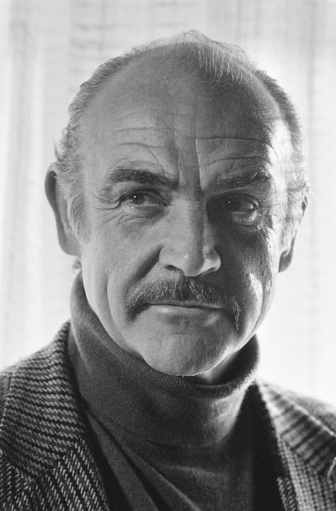 Movies & TV Story: #2: Sean Connery had to wear a hairpiece every time he appeared as Bond in a movie. It was even pulled off his head once during a fighting scene!