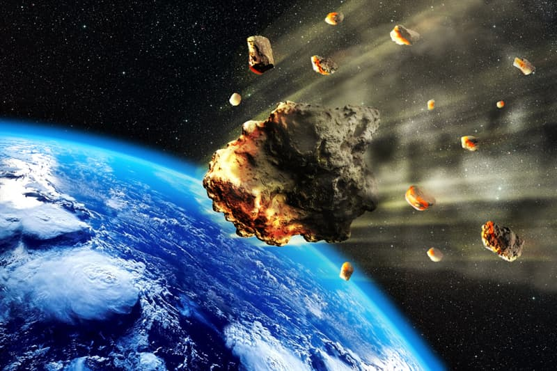 History Story: #6 Meteorites are hot when they hit the Earth