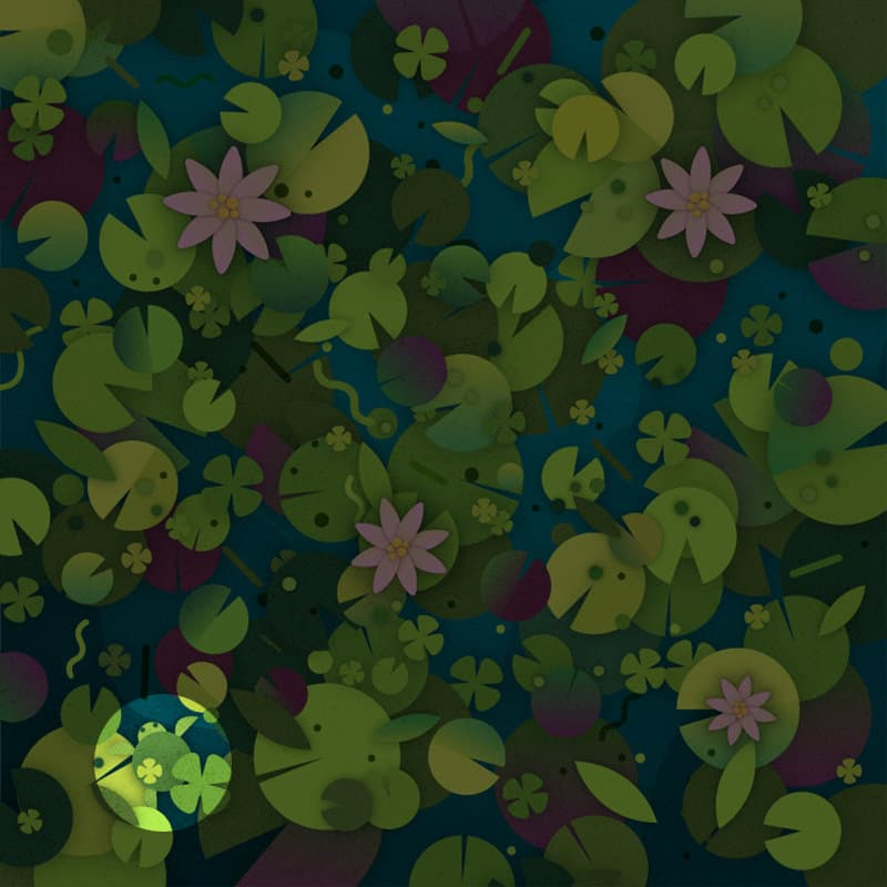 color Story: Can you spot these hidden objects?