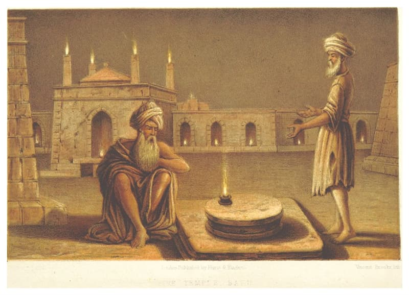 Society Story: Zoroastrianism