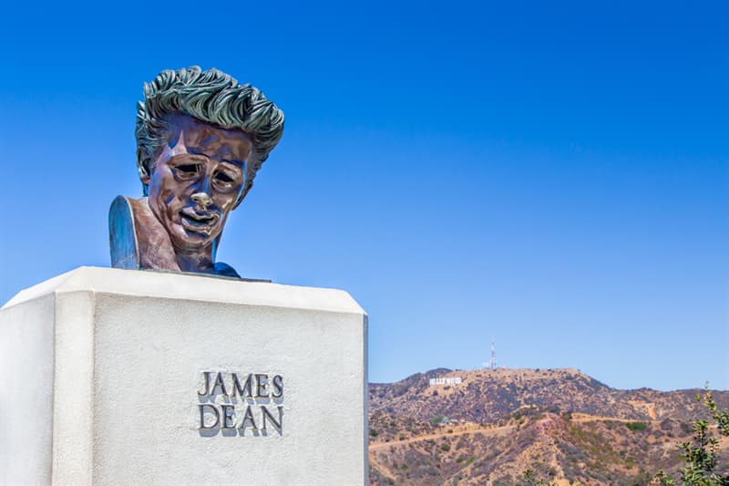 History Story: actor james dean life interesting facts biography Cause Of Death