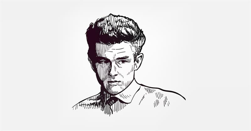 History Story: actor james dean life interesting facts biography school years