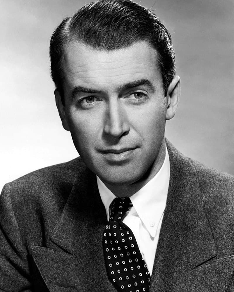 History Story: #5 A 1954 film was loosely based on Glenn's life. He was played by James Stewart: