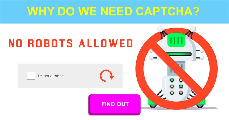"""Science Story: Why can't bots check """"I am not a robot"""" checkboxes?"""