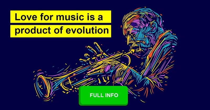 Culture Story: Why did we evolve to like music?