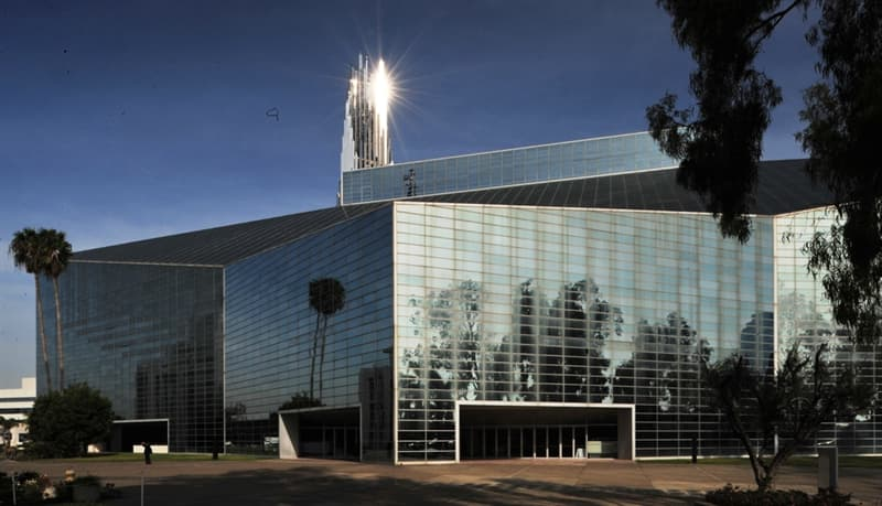Geography Story: #1 The Christ Cathedral, formerly the Crystal Cathedral, Garden Grove, California