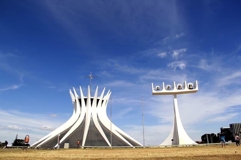 Geography Story: #10 Cathedral of Brasília, Brasília, Brazil