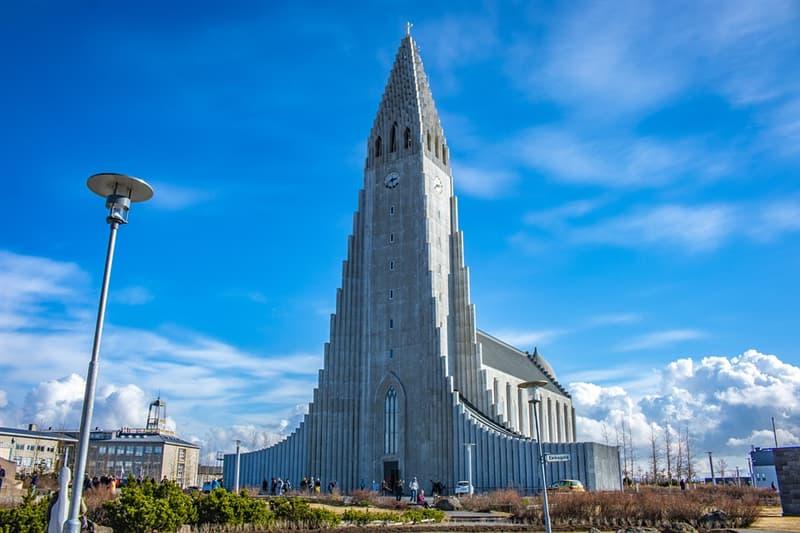 Geography Story: #3 Hallgrimskirkja, Reykjavík, Iceland