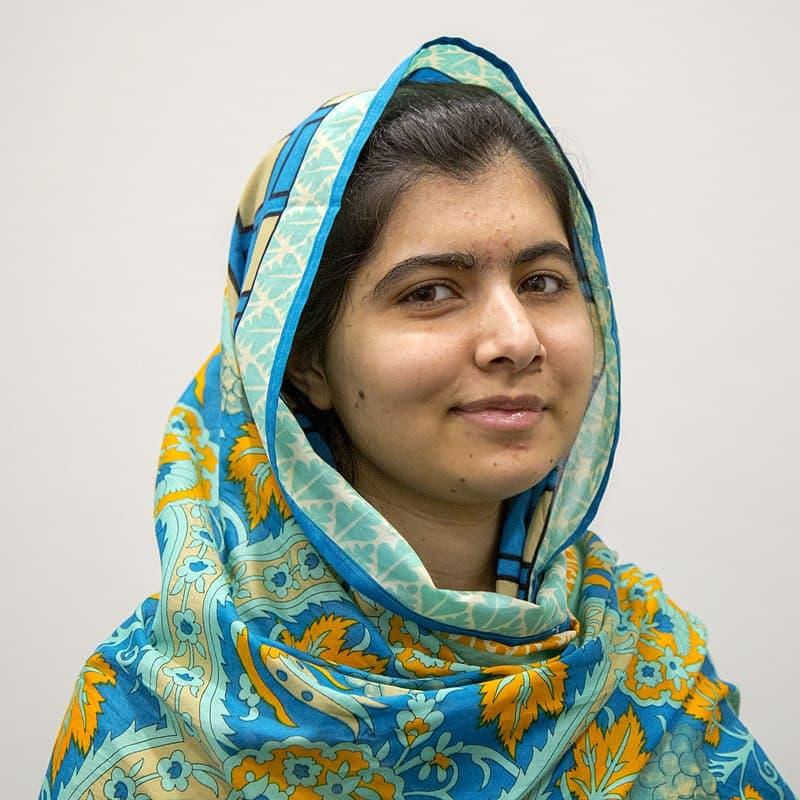 Society Story: #1 Malala Yousafzai