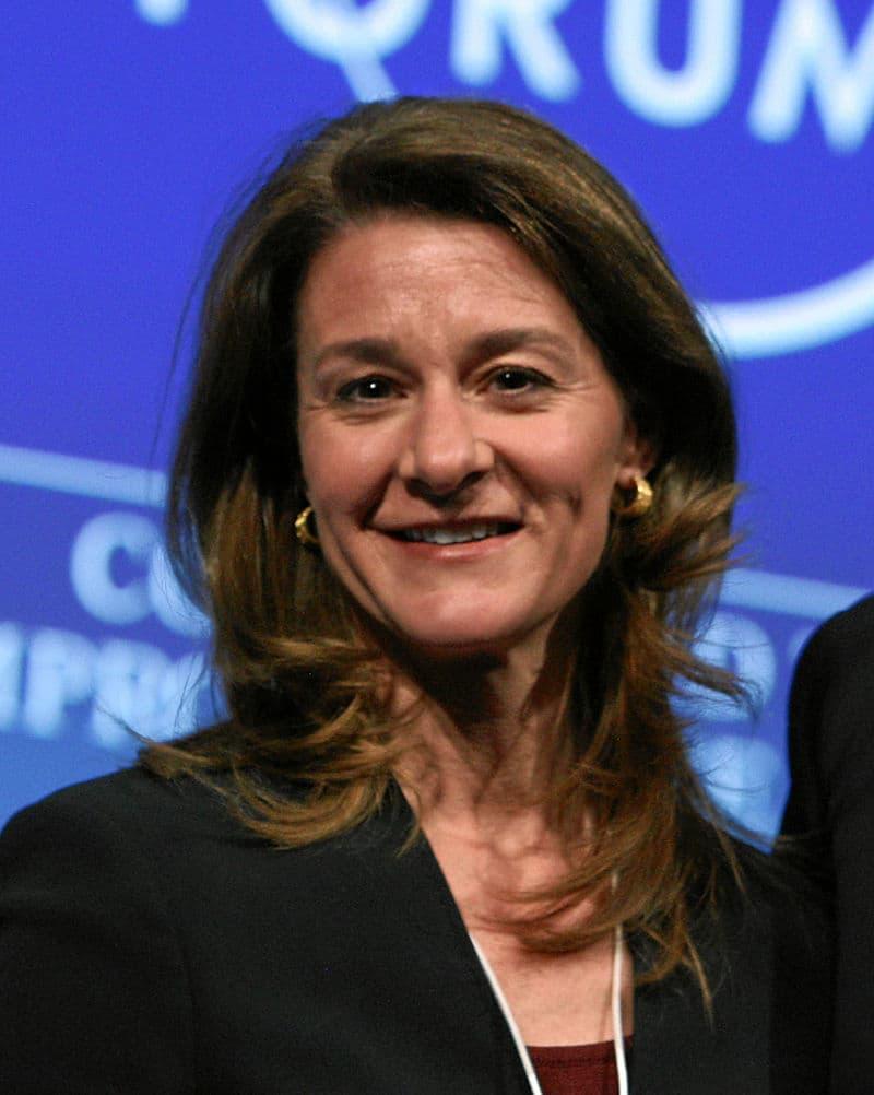 Society Story: #5 Melinda Gates