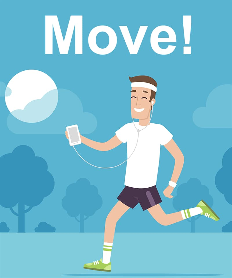 Science Story: Move!