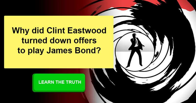 Movies & TV Story: 7 little-known facts about James Bond, one of the most iconic movie characters of all time