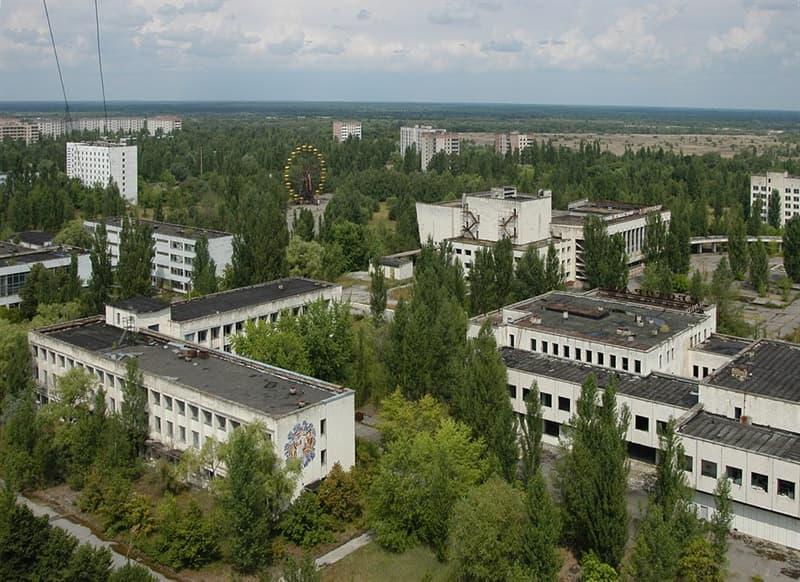 Geography Story: #4 Pripyat, Ukraine