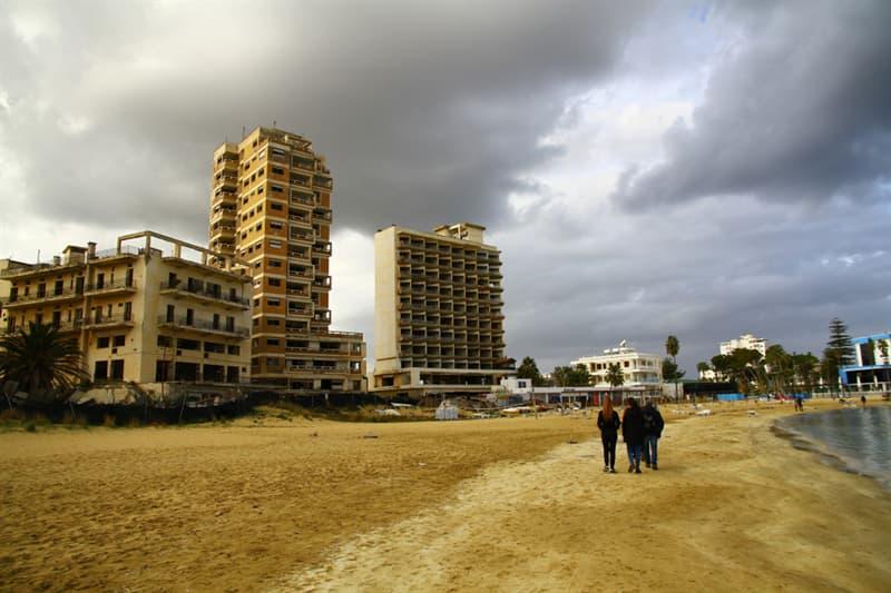 Geography Story: #5 Varosha, Cyprus