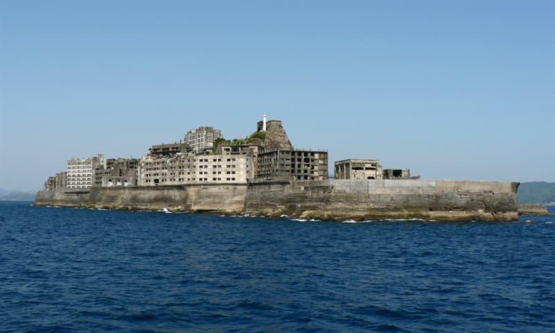 Geography Story: #7 Hashima Island, Japan