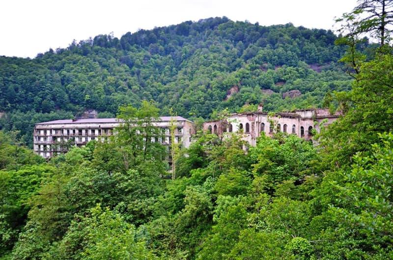Geography Story: #9 Tkvarcheli, Abkhazia