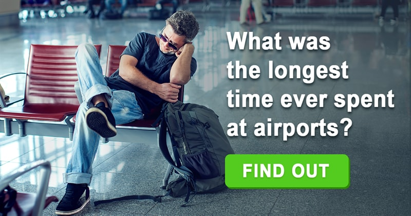 Society Story: Real people who stuck in the airport for months