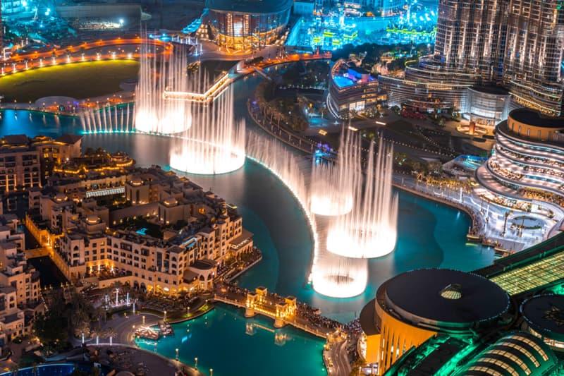 art Story: #10 Dubai Fountains in United Arab Emirates