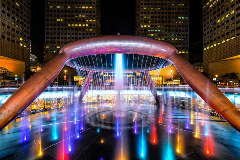 art Story: #8 The Fountain of Wealth in Singapore