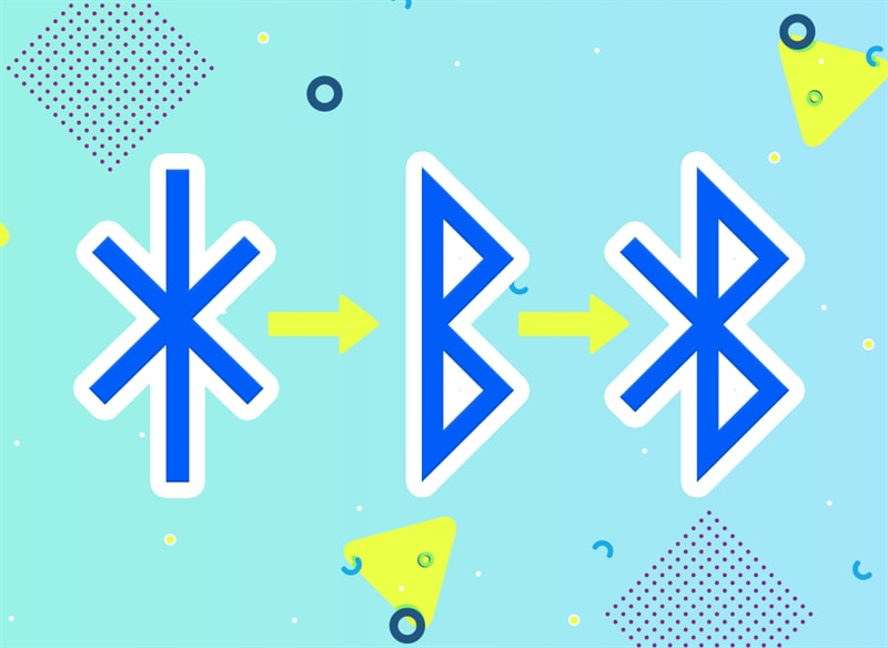 History Story: #3 Bluetooth