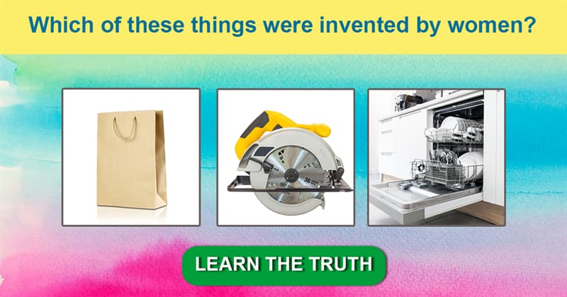 Culture Story: 7 things you might not know were invented by women