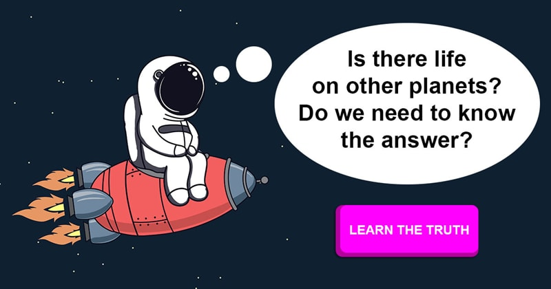 Science Story: Are we alone in the universe: should this question be asked?