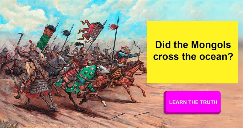History Story: How did Japan avoid being conquered by Genghis Khan?
