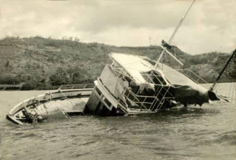 History Story: #1 Joyita boat mystery