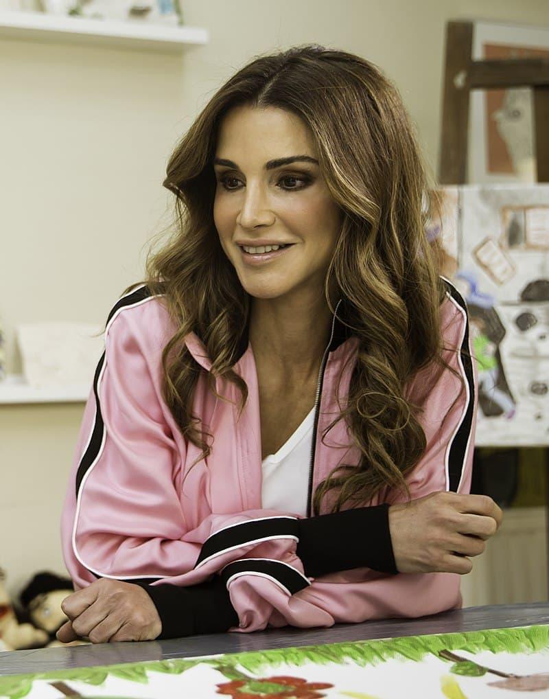 History Story: Queen Rania of Jordan
