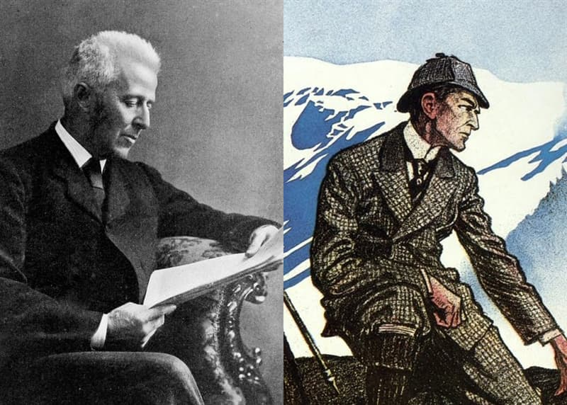 Culture Story: #2 Dr. Joseph Bell – Sherlock Holmes