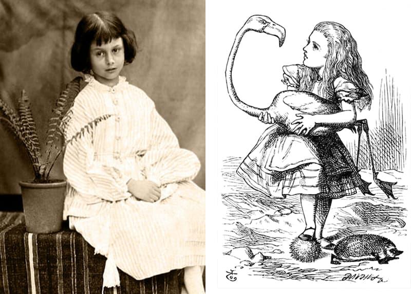 Culture Story: #6 Alice Liddell – Alice in Wonderland