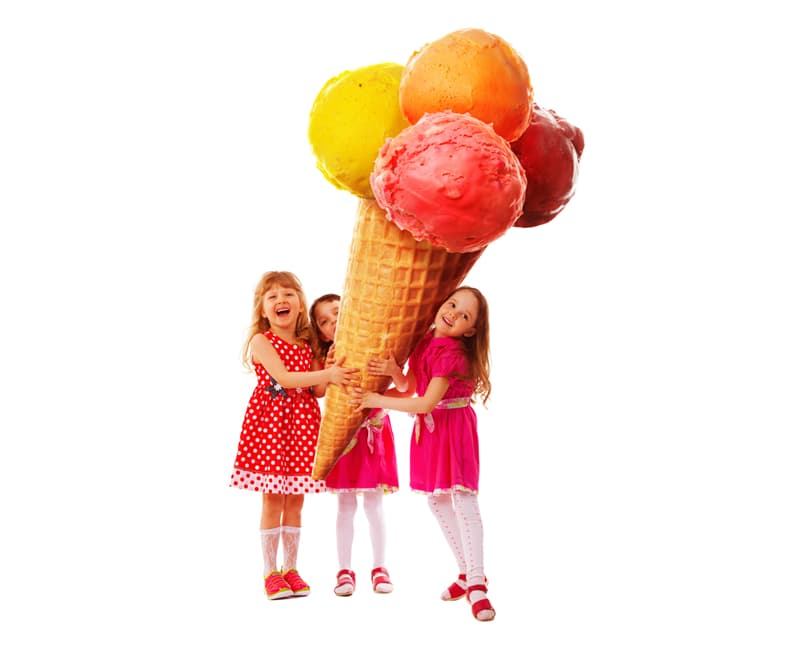 History Story: World's largest Ice Cream Cone Guinness World Records