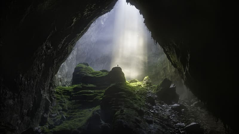 Geography Story: #1 Son Doong Cave, Vietnam