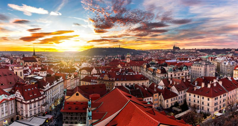 Geography Story: #6 Czech Republic