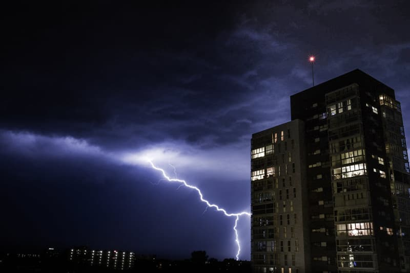 Science Story: #13 There are several unbelievable cases in the world when people were struck by lightning more than once.