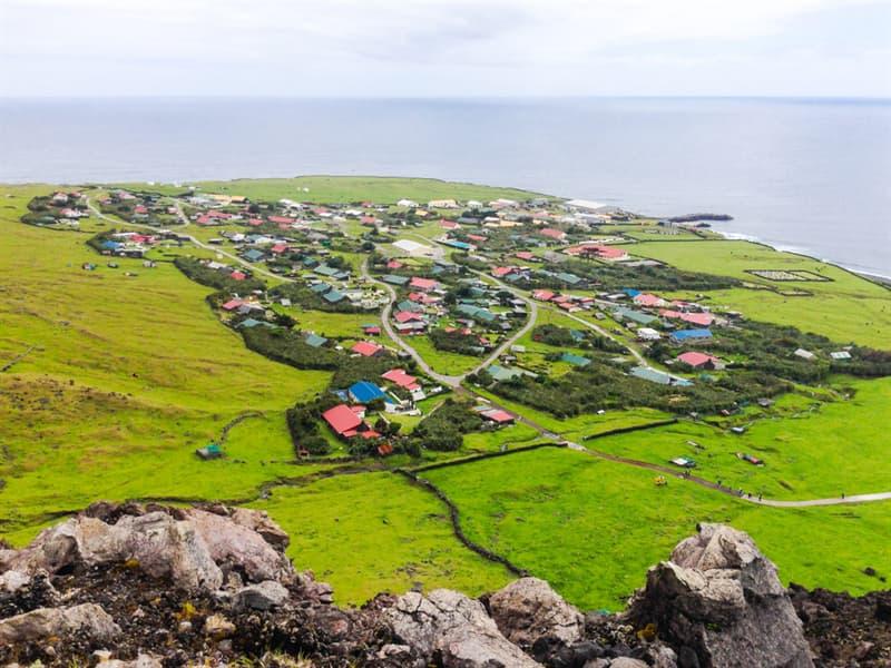 Geography Story: #1 Tristan da Cunha