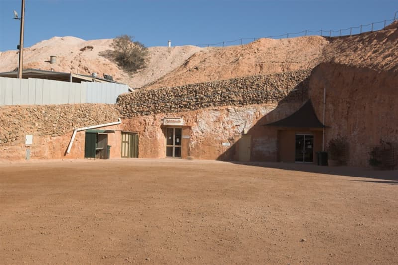 Geography Story: #2 Coober Pedy, Australia
