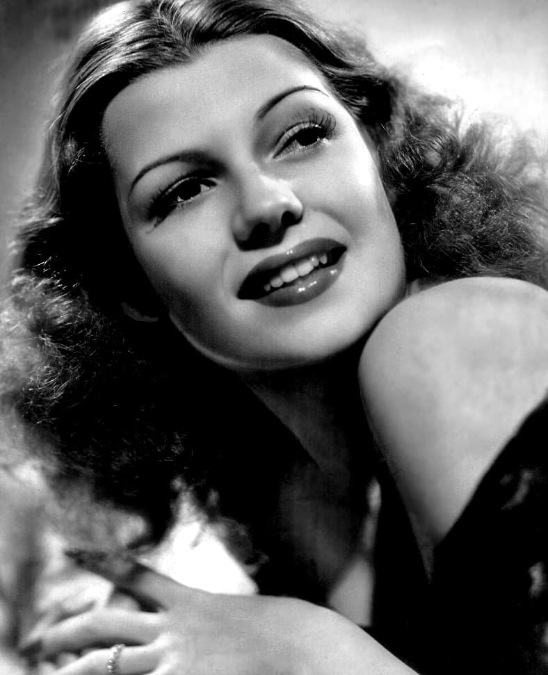 History Story: Rita Hayworth