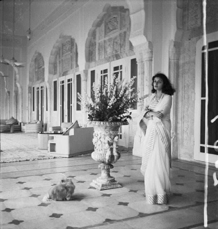 History Story: Maharani Gayatri Devi